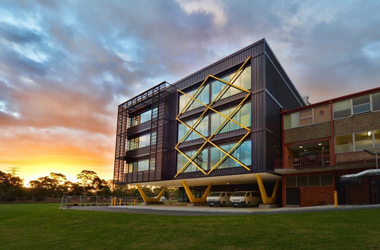 Scotch College Design & Technology Cube