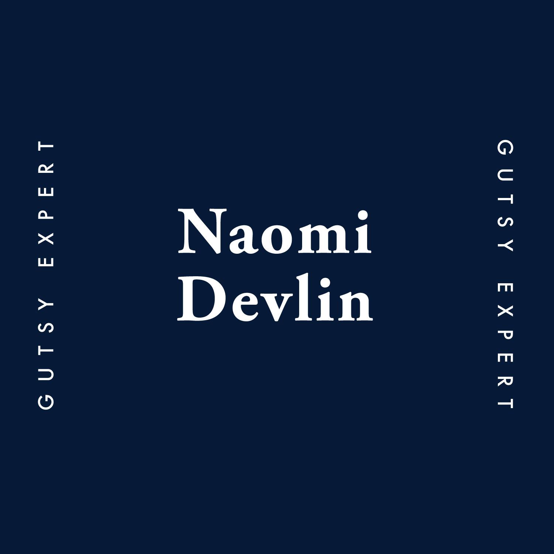 Gutsy UK Gut Health Naomi Devlin