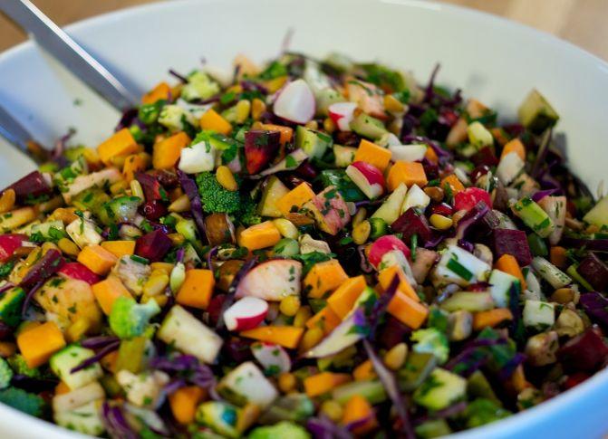 Gut Health Gutsy UK Event Cookery School