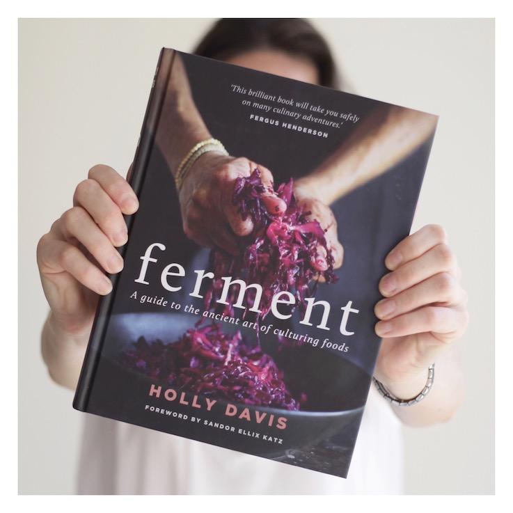 Ferment Gut Health Book UK Gutsy