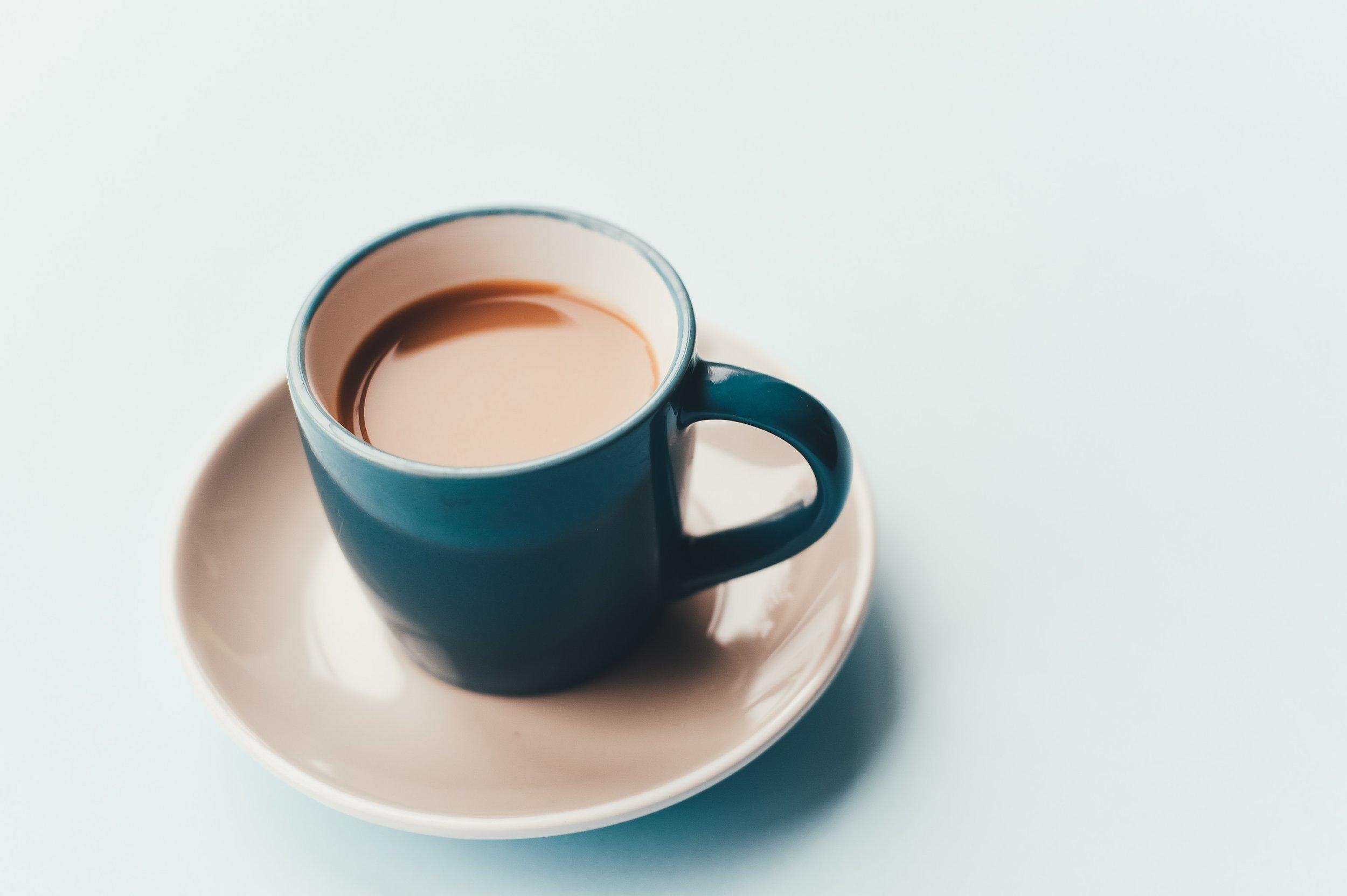 Coffee gut health microbiome