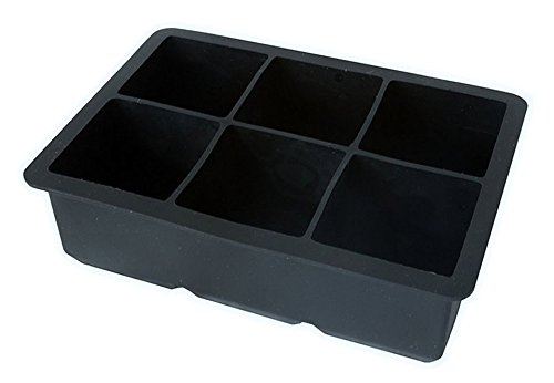 JUMBO STOCK TRAY:These jumbo trays make the perfect size stock cubes to add to your cooking. -