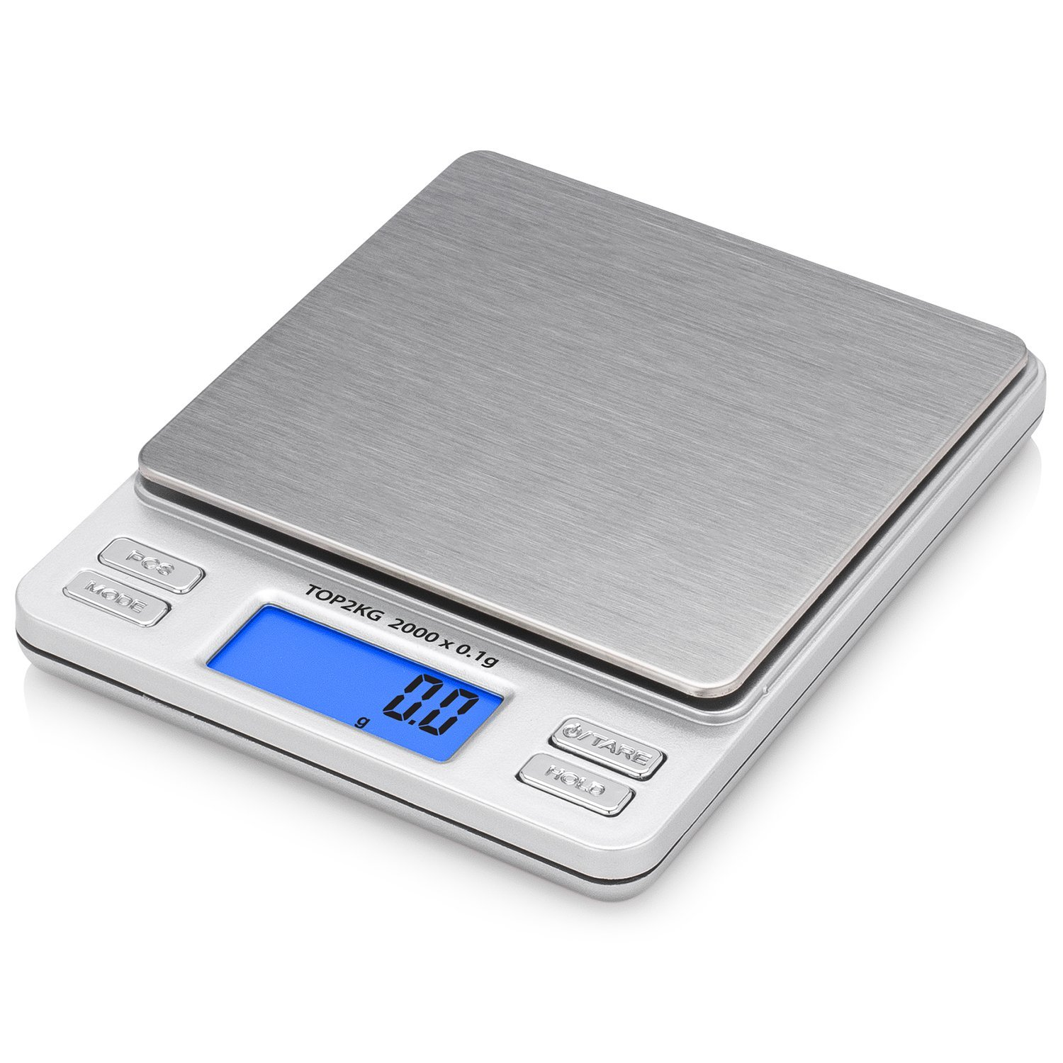 SMART WEIGH SCALES:Great micro scales for measuring salt quantities for fermenting -