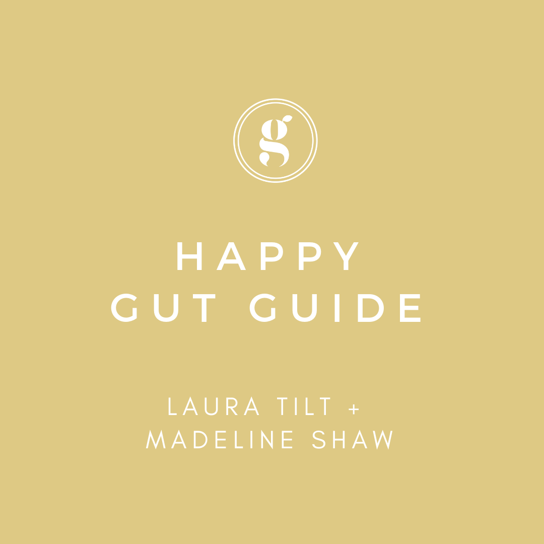 The Happy Gut Guide Gutsy