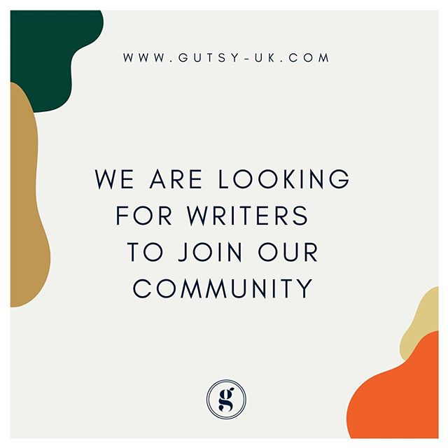JOIN OUR COMMUNITY ⠀⠀⠀⠀⠀⠀ The Gutsy website is about to expand, and we have lots of NEW content on the way.  Do you have some ideas 💡 and content that you would like to share? ⠀⠀⠀⠀⠀⠀ Our website gives people a chance to get a feel for what we are all about - and then we bring our community to life through events and (soon to launch) online courses. ⠀⠀⠀⠀⠀⠀ We are looking for experts in their field who would like to share their knowledge and contribute to the website blog, and become part of our wider community. ⠀⠀⠀⠀⠀⠀ Topics we are particularly interested in developing right now are:- ⠀⠀⠀⠀⠀⠀ 🧡 Pregnancy + Early Childhood 💛 Gut-Brain-Axis 🧡 Skin Health 💛 Microbial life + Sustainability ⠀⠀⠀⠀⠀⠀ Our mission is to provide the very best evidence based gut related information, to inspire change and create experiences and tools for people to help themselves. ⠀⠀⠀⠀⠀⠀ If this excites you, and you want to be a part of this venture.  Please get in touch 📧 team@gutsy-uk.com. ⠀⠀⠀⠀⠀⠀ With love ✨Gutsy Flora ✨ ⠀⠀⠀⠀⠀⠀ #guthealthmatters #guthealthcommunity #writersofinstagram #getguthealthy #gutsylife