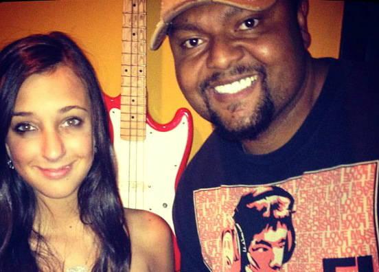 Jenna Rose & Damon Elliott (Producer)