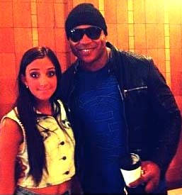 Jenna Rose & LL Cool J