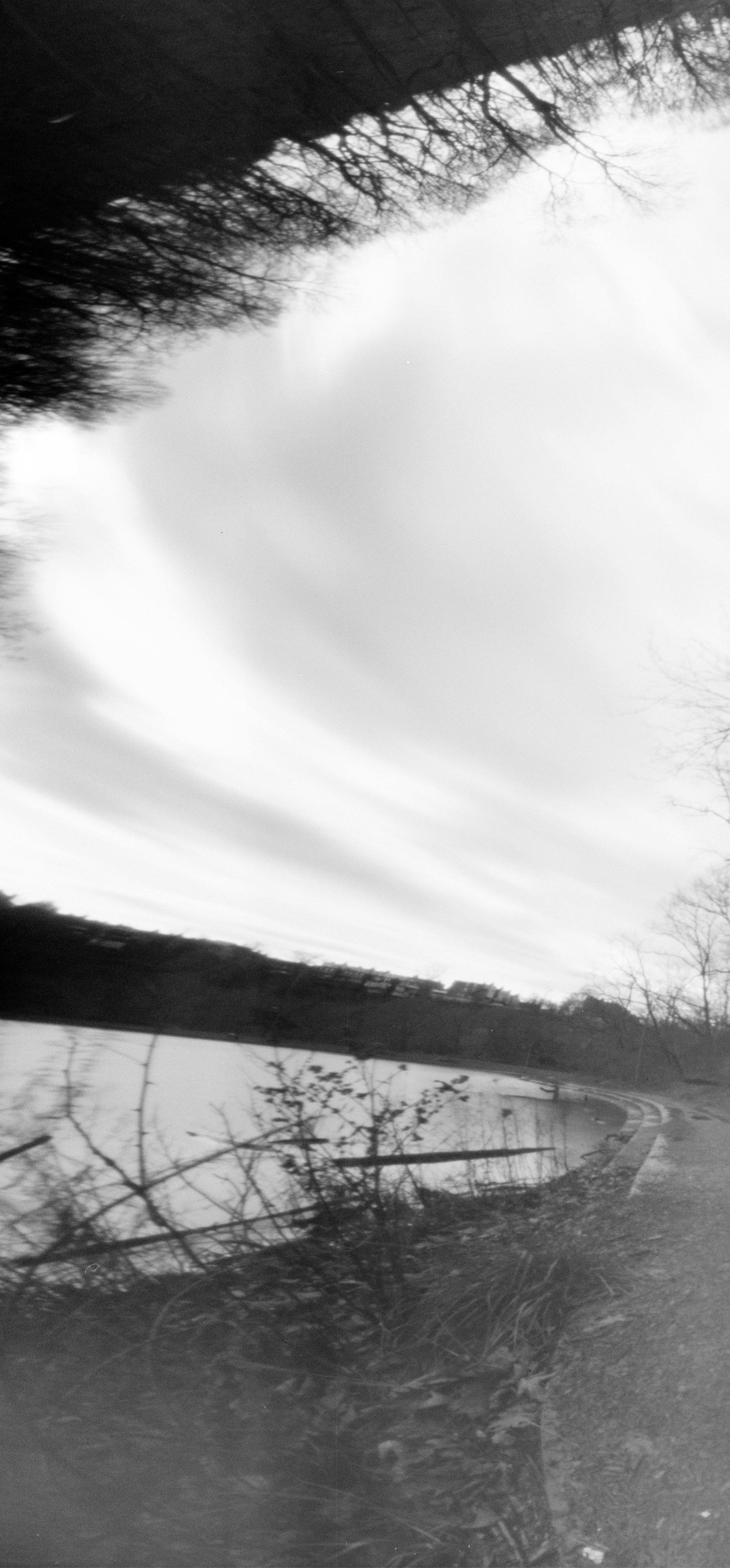 Ground and Sky, Pinhole Camera