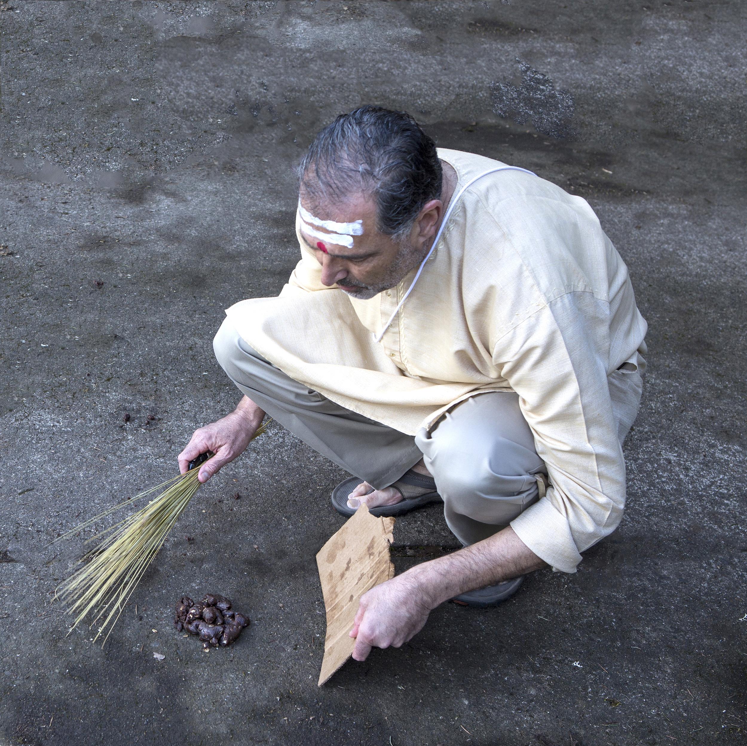 brahmin sweeper