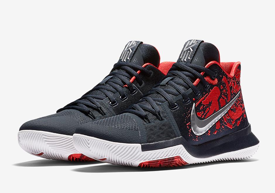 Nike Kyrie 3 (Samurai)