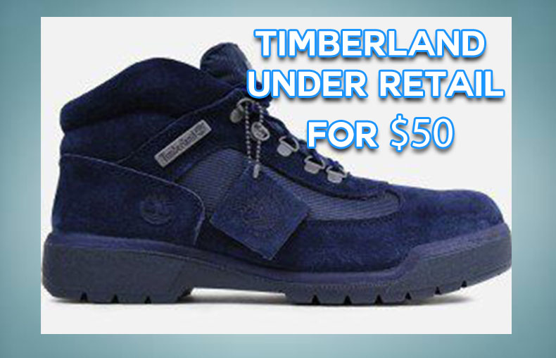 "Timberland Villa Exclusive ""Navy"""