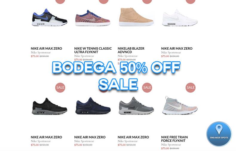Bodega Sale
