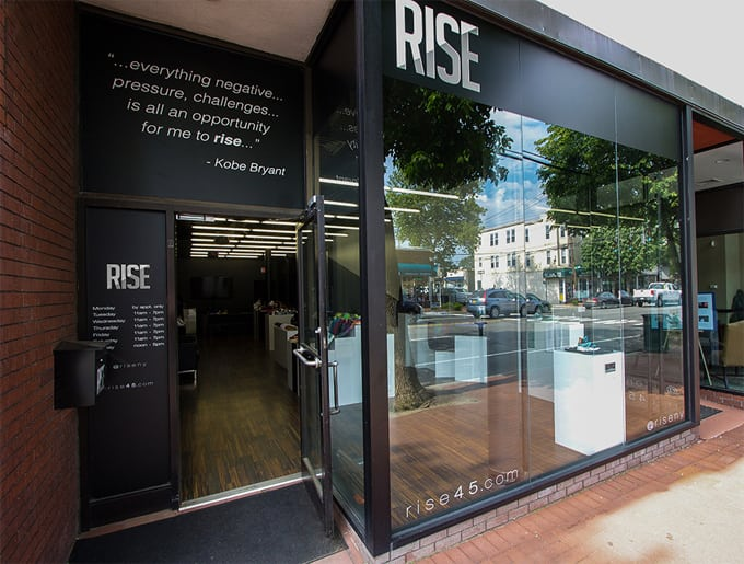 Rise New York location