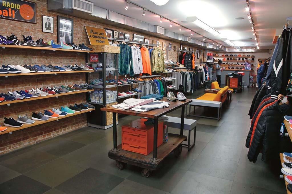 Inside WEST NYC location