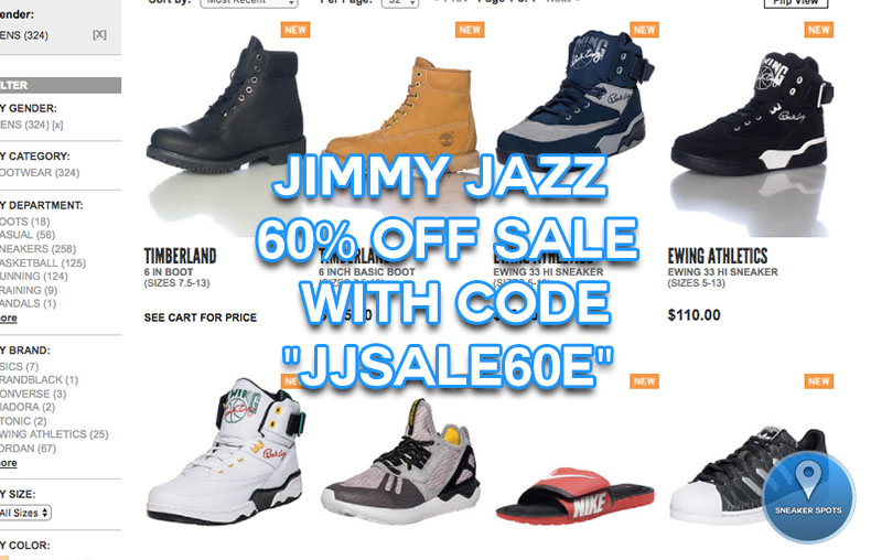 Jimmy Jazz Sale