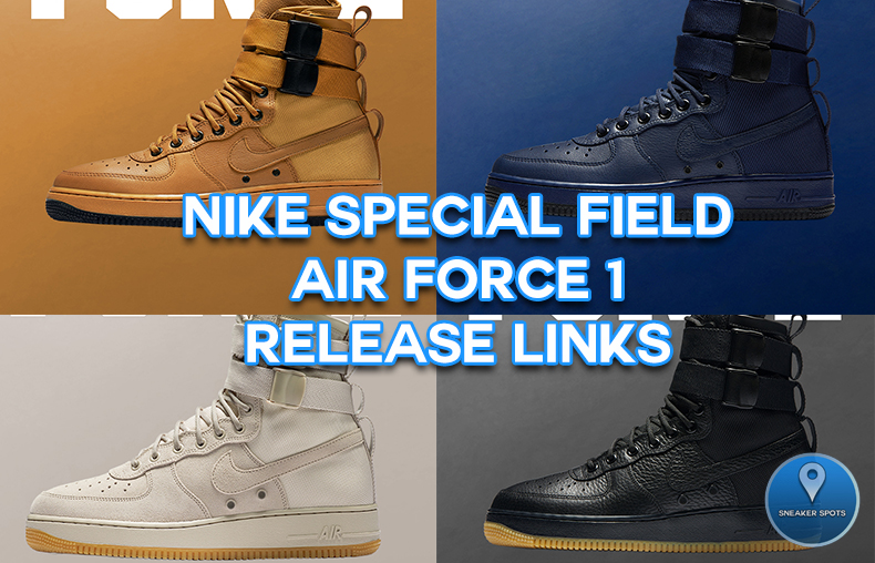 Special Field Air Forces at Nike