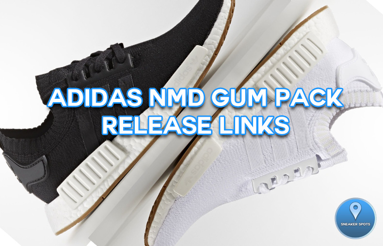 Adidas NMD Gum Pack