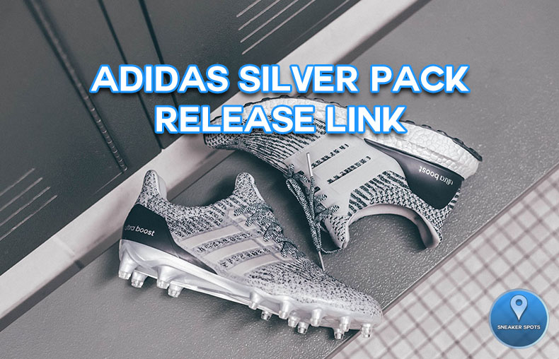 Adidas Silver Pack