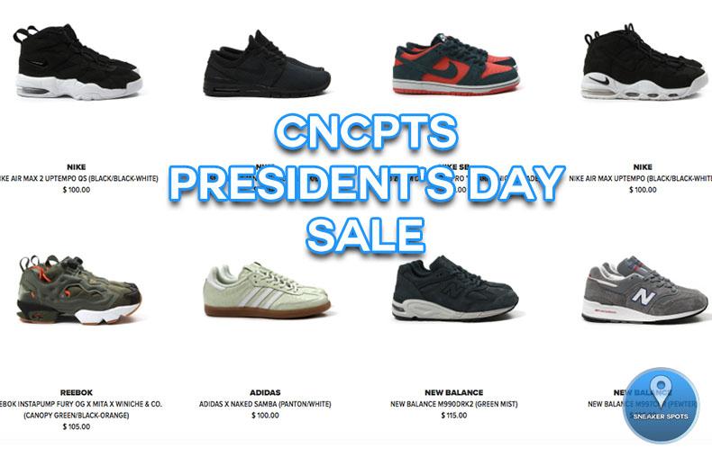 Cncpts Sale