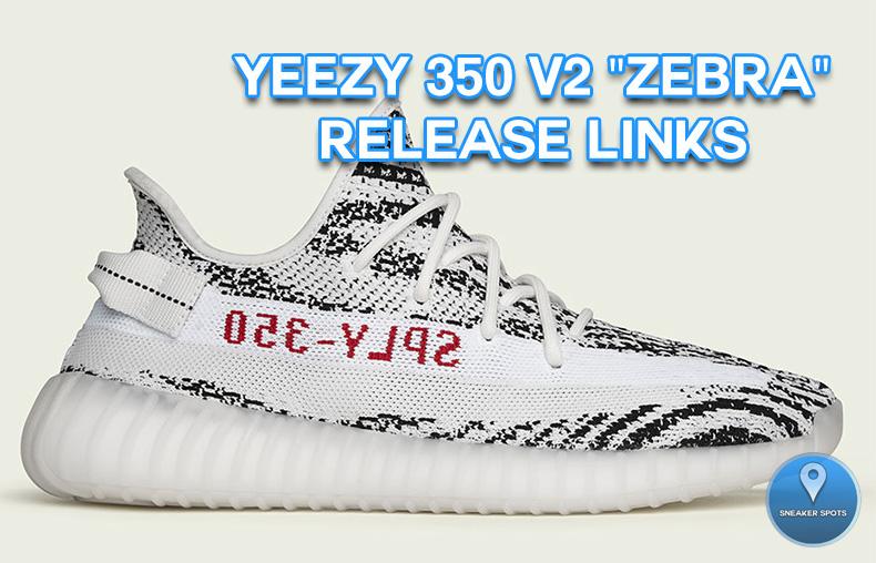 """Adidas Yeezy V2 """"Zebra"""""""