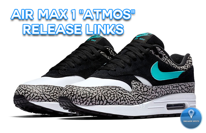 """Air Max 1 """"Atmos"""""""