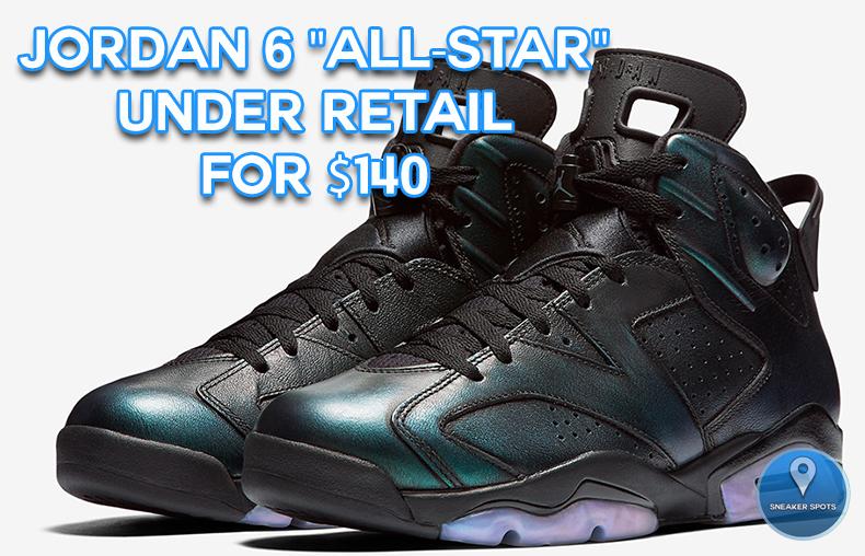 "Jordan 6 ""All-Star"""