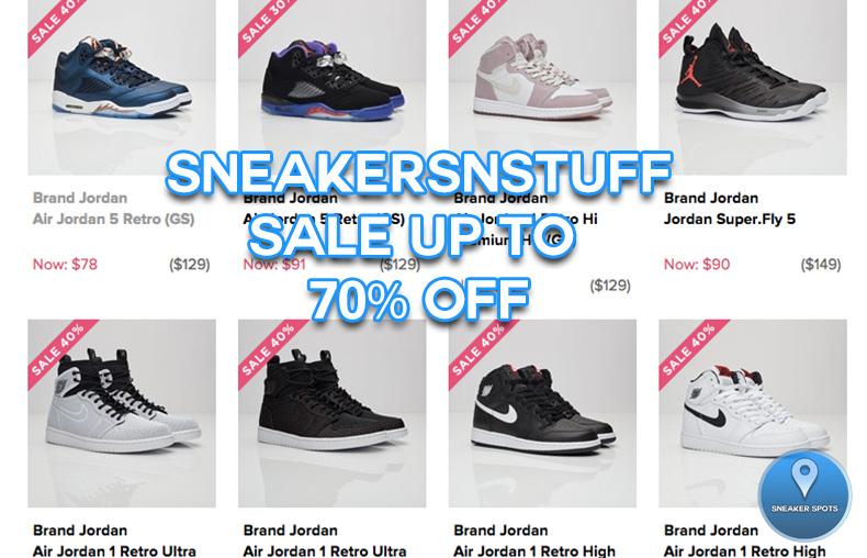 SNS Sale