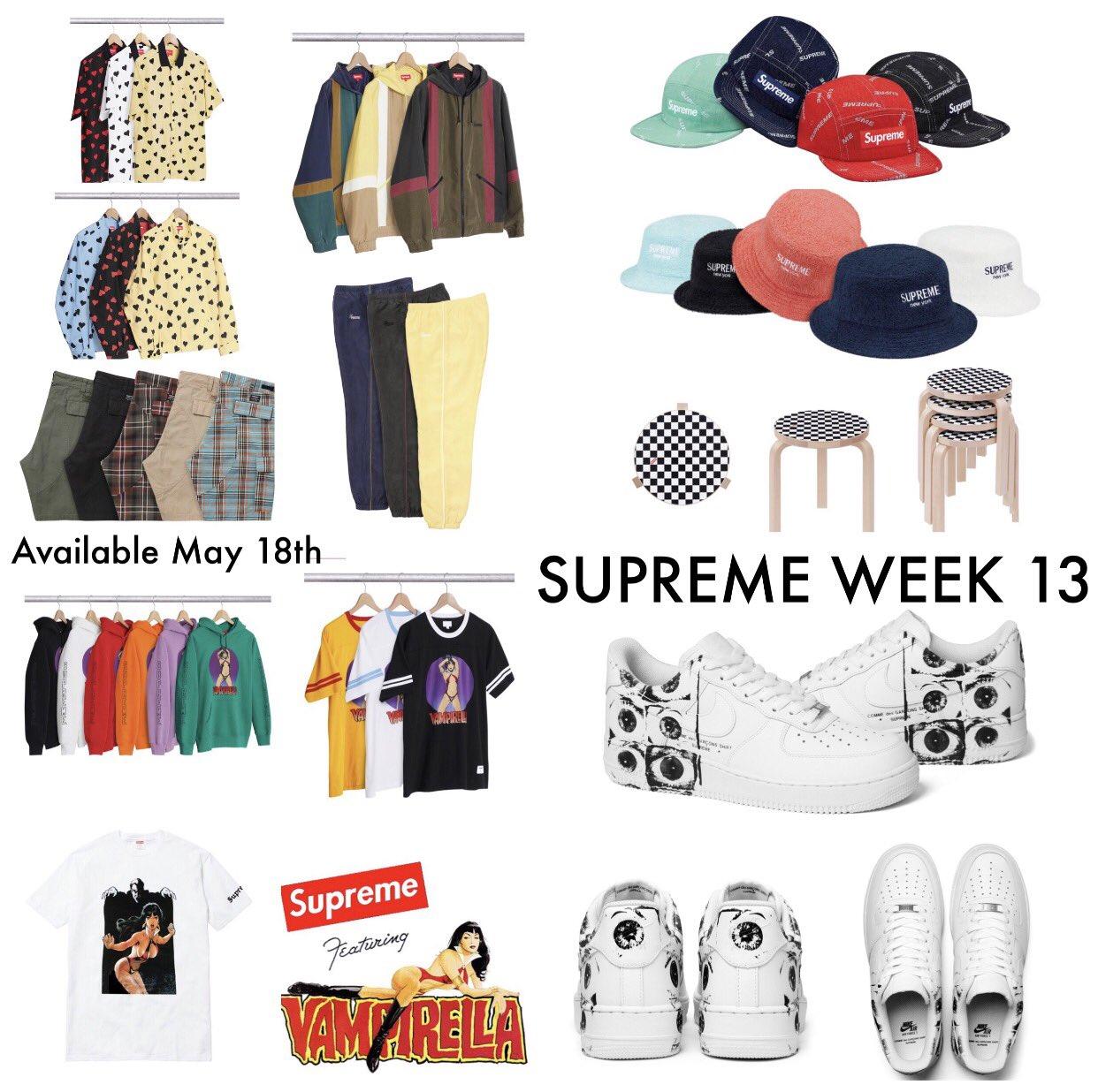 Supreme Week 13