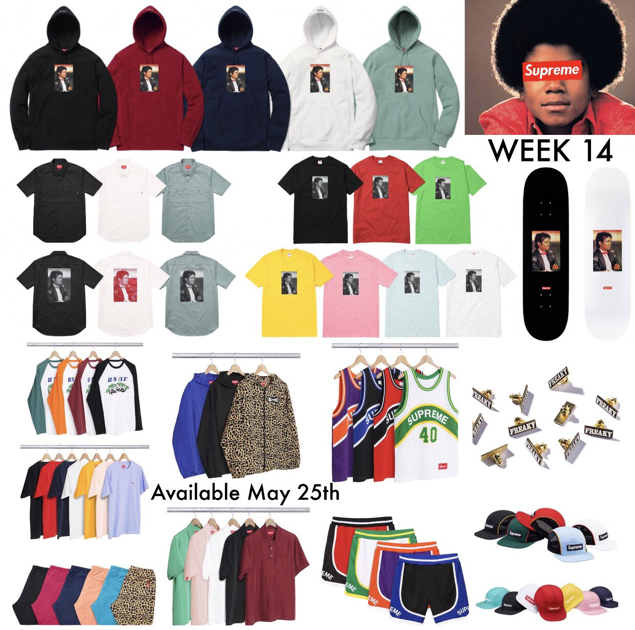 Supreme Week 14