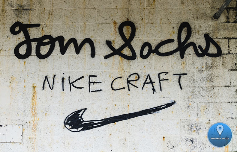 Nike x Tom Sachs Event