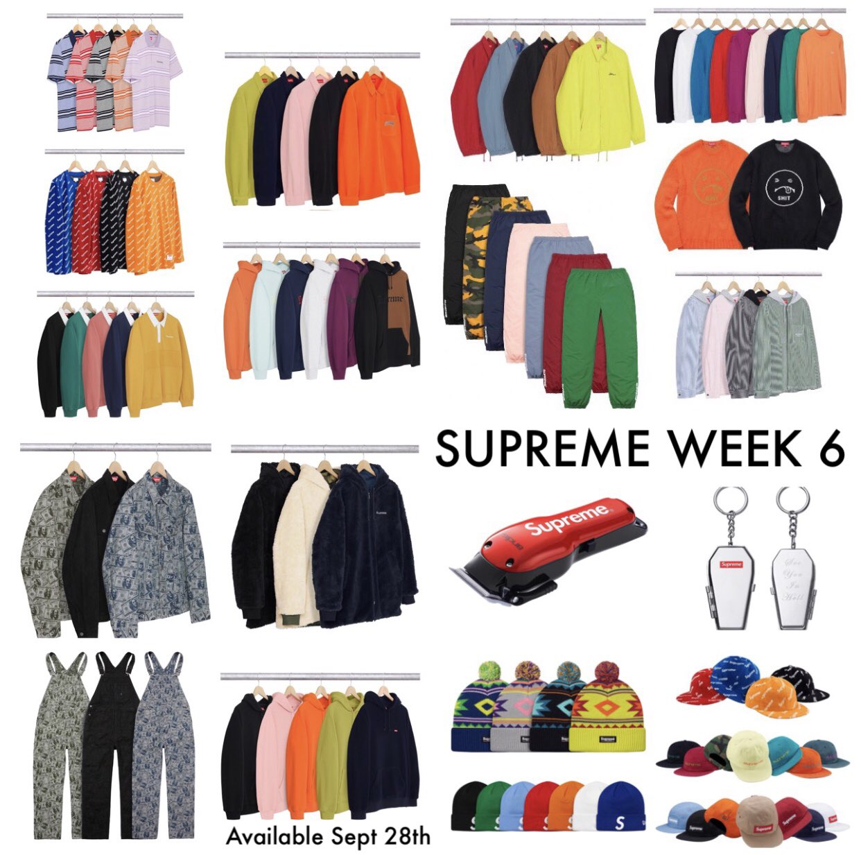 Supreme Week 6
