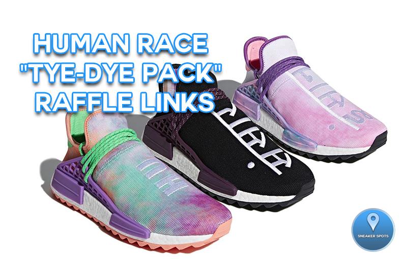 """Human Race """"Tye-Dye"""""""