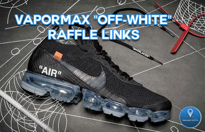 "Nike ""Off-White"" Vapormax"