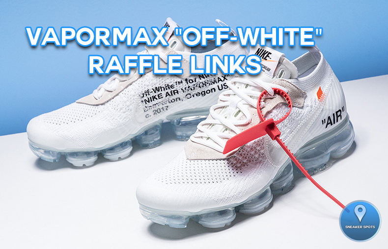 "Vapormax ""Off-White"""