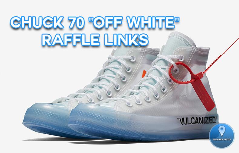 "Chuck 70 ""Off White"""