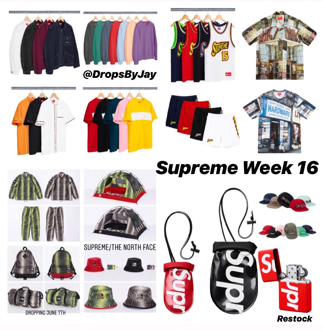 Supreme Week 16
