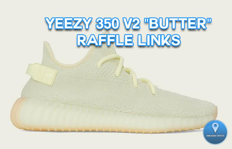 """Yeezy 350 V2 """"Butter"""""""