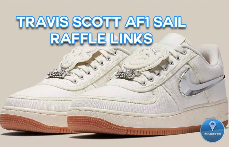 Travis AF1 Sail