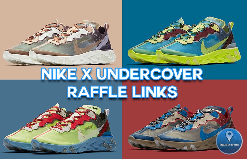Nke X Undercover