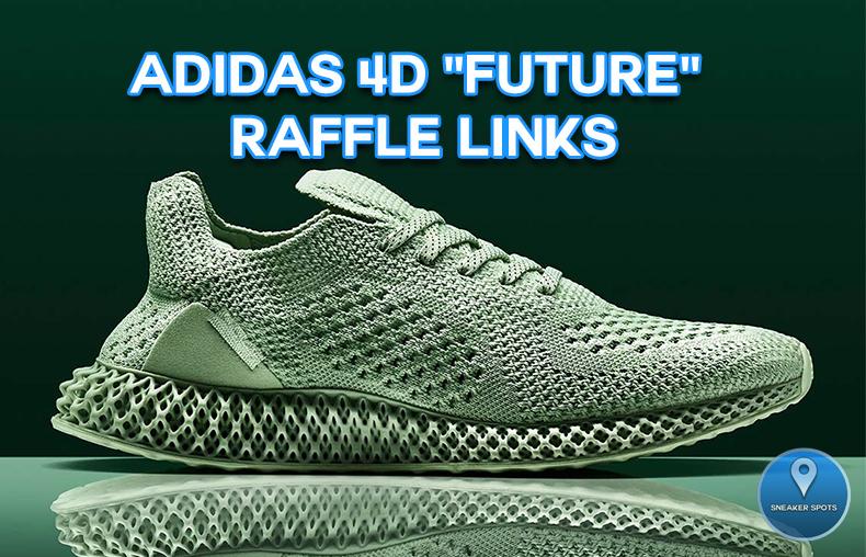 "Adidas 4D ""Future"""