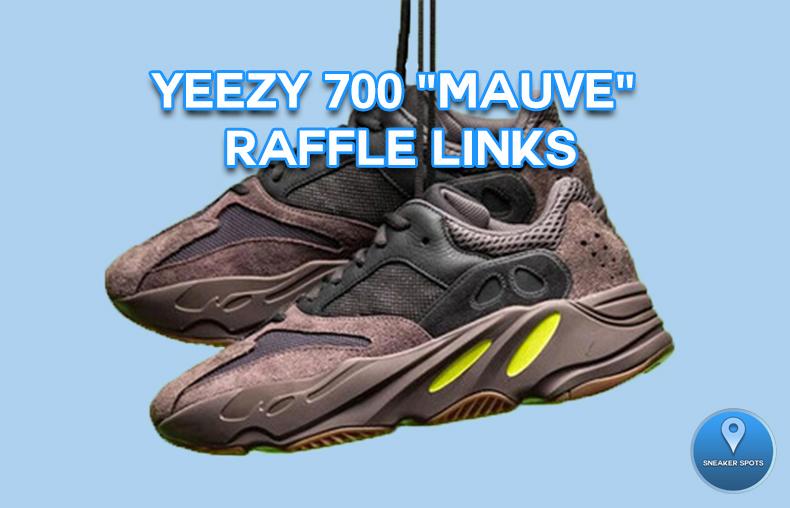 """Yeezy 700 """"Mauve"""""""