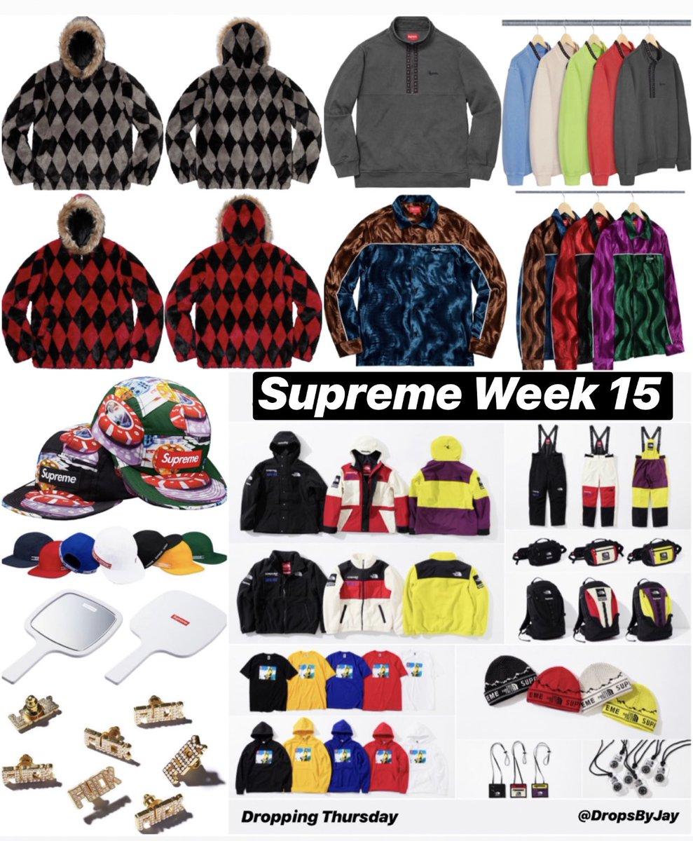 Supreme Week 15