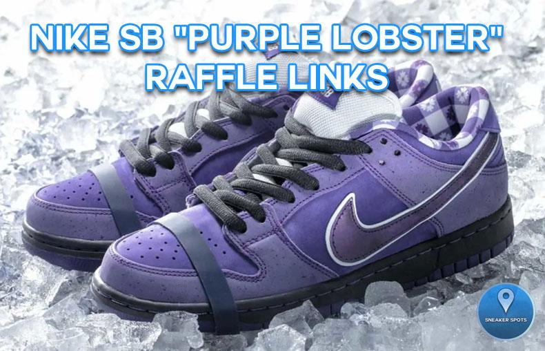 """Nike Sb """"Purple Lobster"""""""