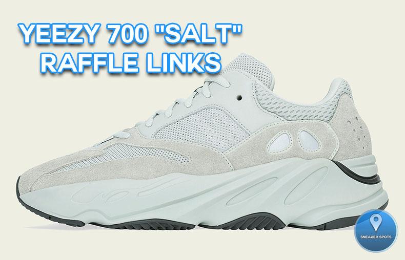 "Yeezy 700 ""Salt"""