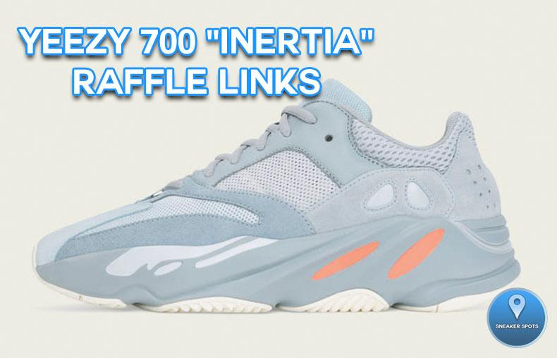 """Yeezy 700 """"Inertia"""""""
