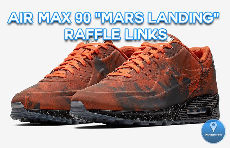 "Nike Air Max 90 ""Mars Landing"""
