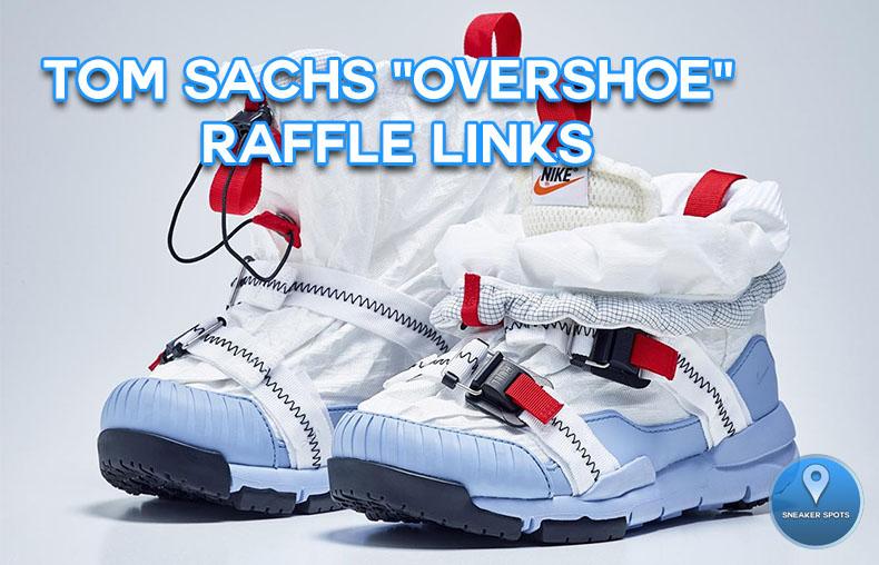 "Nike x Tom Sachs ""Overshoe"""