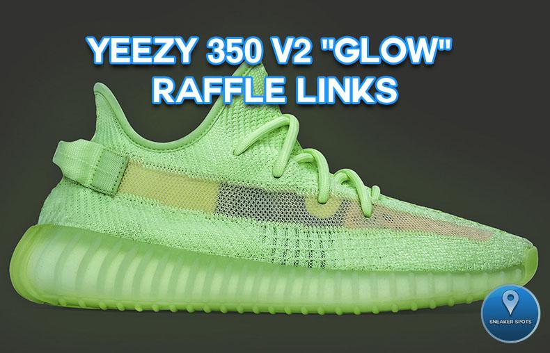 """Yeezy V2 """"Glow"""""""