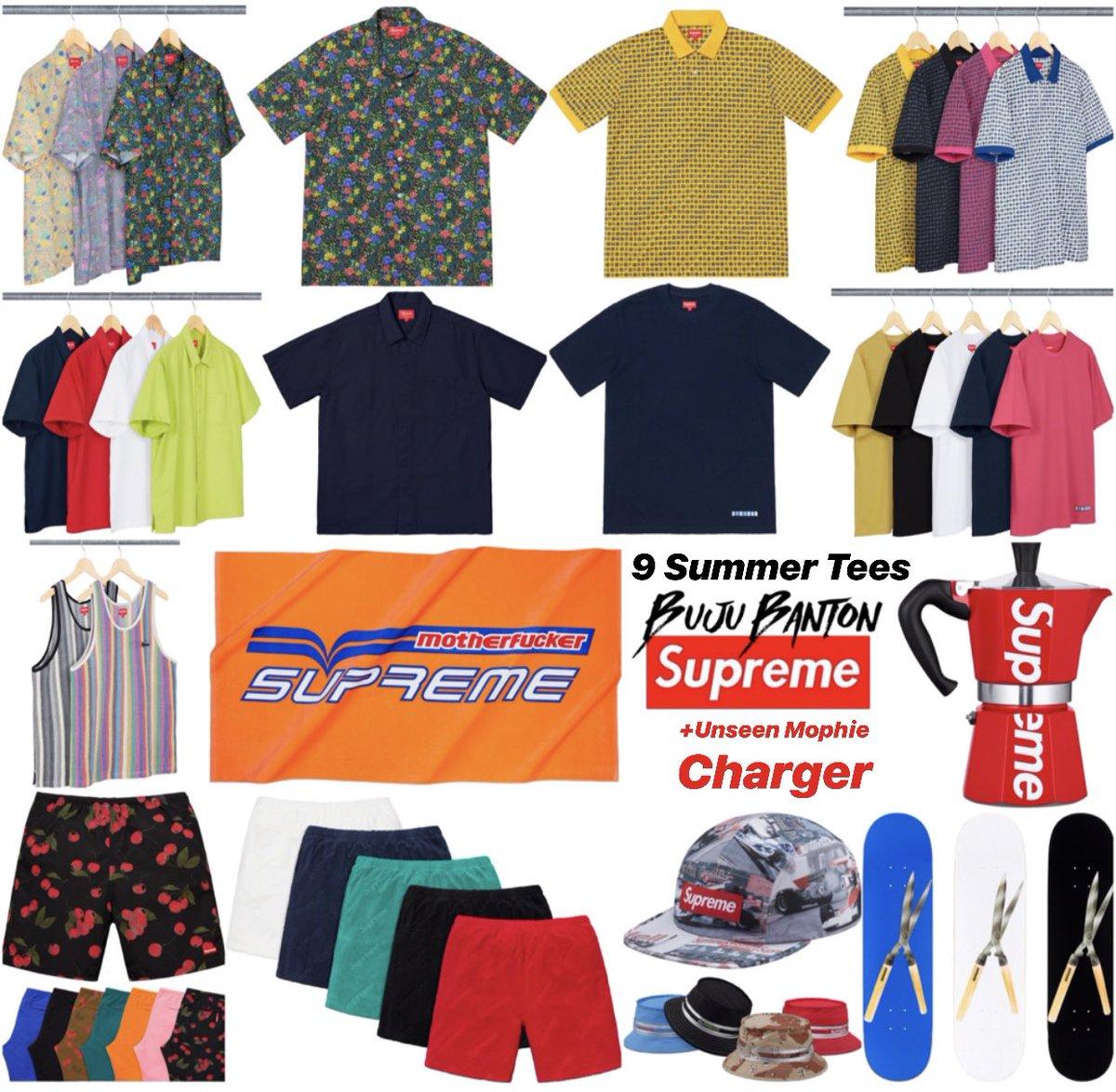 Supreme Week 18