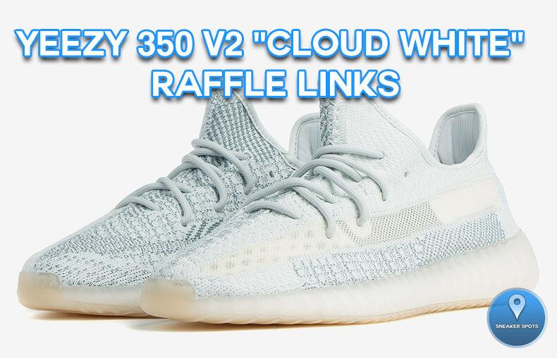 "Yeezy 350 V2 ""Cloud White"""